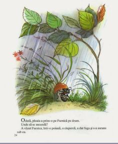 Stories and pictures (Engl.), Betisorul nazdravan, V. Suteev