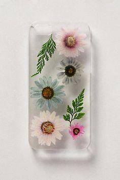 Pressed Daisies iPhone 5 Case
