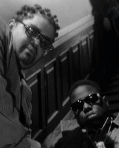 B.I.G. and Heavy D http://www.slaughdaradio.com/#!slaughda-radio-live/y22tg