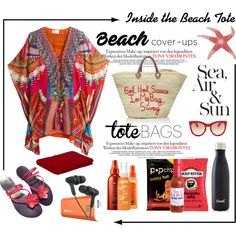 How To Wear Inside the Beach Tote Outfit Idea 2017 - Fashion Trends Ready To Wear For Plus Size, Curvy Women Over 20, 30, 40, 50