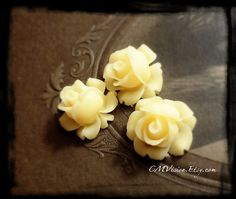10pcs Matte Jello Yellow  12mm Quality Cutie Chubby by CMVision