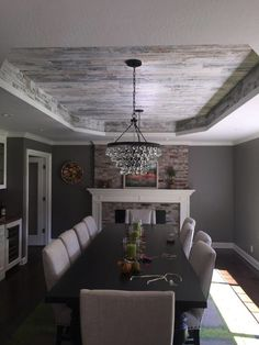 Beautiful Stikwood ceiling