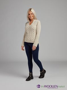 Our Cropped Wool Cashmere V Neck sweater will quickly become your must have in your wardrobe. Don't hesitate and feel the luxury wearing it. Must Haves, Cashmere, Normcore, V Neck, Pullover, Wool, Luxury, Sweaters, How To Wear