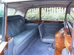 1969 Limousine by Mulliner Park Ward (chassis PRH4564)