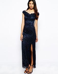 Jessica+Wright+Reena+Lace+Maxi+Dress