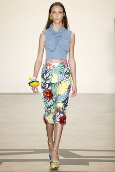 PatBo | Spring 2017 Ready-to-Wear Collection - São Paulo | Vogue Runway