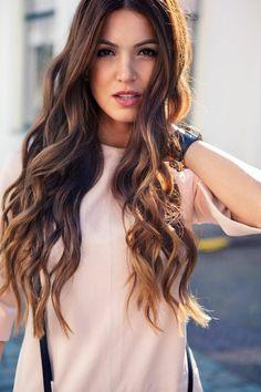 make up tips wavy hair make