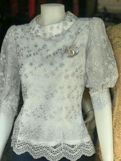 Chiffon Maxi Dress, Silk Dress, Filipiniana Dress, Thai Dress, Blouse Models, Brokat, Batik Dress, Beautiful Blouses, Fashion Sewing