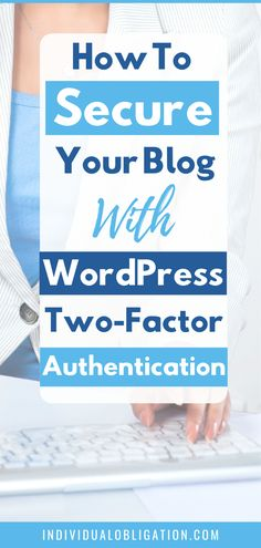Take your WordPress security to the next level with this tutorial. This WordPress guide is full of blogging tips + step-by-step instructions for how to secure your blog with WordPress two-factor authentication using the Google Authenticator WordPress plugin + smartphone app. Make your blog security strong by following this blogging advice that every beginner blogger needs. #WordPressTips #WordPressSecurity #BloggingTips #BlogTips  #BlogTools Wordpress Guide, Learn Wordpress, Digital Marketing Strategy, Marketing Strategies, Media Marketing, Security Tips, Creating A Blog, Blog Tips, Blogging