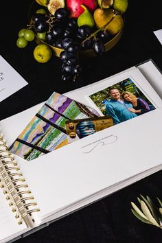A picture is worth a thousand words, so don't forget to take a lot of them as you take your new adventure into married life! The Art of Etiquette's The Best is Yet to Come Anniversary Book has tons of blank spaces for you to depict your love story in the most authentic way possible! #couplesgifts #weddingkeepsakes #weddinginspiration