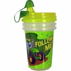 John Deere Take and Toss Sippy Cup