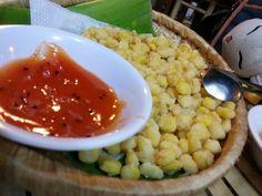 Fried corn (Hanoi style)