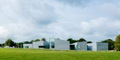 Musée du Verre Contemporain | W-Architectures photo Cyrille Weiner