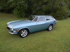1972 Volvo 1800ES. My high school car.