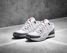 aa35510fbfd9c5 NikeCourt Zoom Vapor AJ3 by Jordan