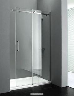 Sapho DRAGON tolóajtó cm, transzparent üveg - F Shower Wall Panels, Shower Screen, Shower Doors, Tall Cabinet Storage, Locker Storage, Villas, Cubicle Design, Bath Panel, Home