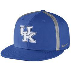 Kentucky Wildcats Nike Championship Drive True Adjustable Snapback Hat - Royal