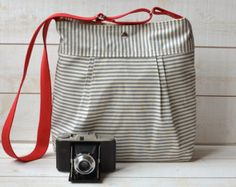 WATER PROOF Best Seller Diaper bag / Messenger bag / by ikabags