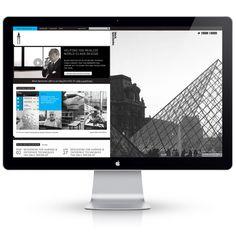 Black Spectacles on Web Design Served
