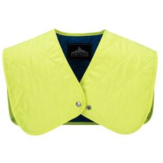 Inserción refrescante para los hombros Safety Workwear, Boiler Suit, One Size Fits All, Work Wear, Shirt Dress, Yellow, Shoulder, Stylish, Fabric