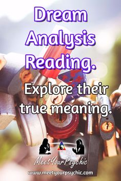 Dream Analysis Reading. Explore their true meaning. Psychic Phone Reading 18779877792 #psychic #love #follow #nature #beautiful #meetyourpsychic