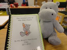 Send a stuffed animal home with students and have them write a letter from the stuffed animal's point of view
