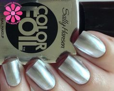 Sally Hansen limited edition ColorFoil Collection 2014-Sterling Silver