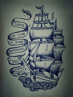 Nautical.