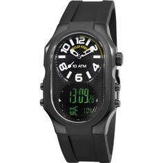Philip Stein Men's 3BRB-AD-RB Active Black Digital and Analog Dial Watch Philip Stein. $790.67. Quartz movement. Stainless steel case. Black rubber strap. Water-resistant to 100 M (330 feet). Black dial. Save 51% Off!