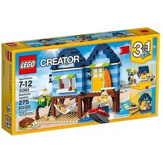 LEGO 31063 Creator Beachside Vacation