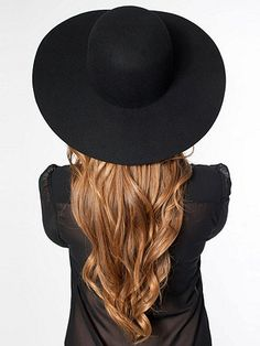 American Apparel - Wool Floppy Hat