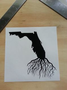 bdda6151487 FLO GROWN FLORIDA VINYL STICKER