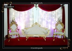 Designer Wedding Stages Backdrops Uk For Booking Call Us At 7958 330043