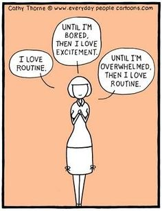 This is me--exactly!!!