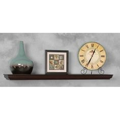 Found it at Wayfair - Architectural Elements Floating Wall Shelf