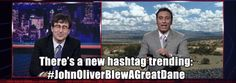 On BuzzFeed: 27 Worst Moments Of John Oliver's...