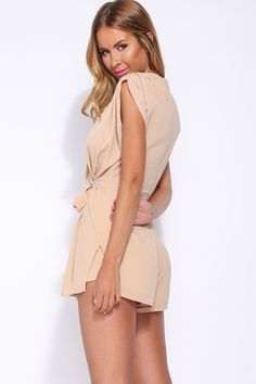 0ef20de6c79 Thanks Officer Playsuit Mocha. Playsuit RomperHighlightHigh ...