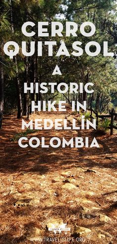 Join me on a historic hike to the top of Cerro Quitasol, one of the highest viewpoints in Medellín Colombia, located north of the city. South America Destinations, South America Travel, Travel Destinations, Travel Articles, Travel Advice, Travel Guides, Travel Tips, Colombia Travel, Brazil Travel