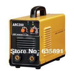 180.00$  Buy here - http://alieee.worldwells.pw/go.php?t=1433958375 - ARC200-IGBT inverter welding machine, MMA200 welding machine, ZX7-200 inverter welder 180.00$