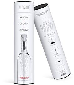 VinoVinti - Making Wine Taste Better