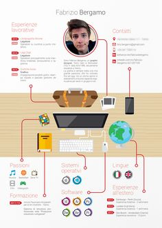 83 infographic resume ideas for examples If you like this design. Check others on my CV template board :) Thanks for sharing! Portfolio Webdesign, Portfolio Resume, Modern Resume Template, Resume Templates, Creative Cv Template, Cv Design Template, Cv Original Design, Cv Digital, Cv Web