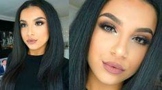 Soft & Neutral Fall Makeup Tutorial | Makeup By Leyla