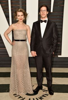 Joanna Newsom and Andy Samberg | And Here's What Everyone Wore To The Oscars After Parties