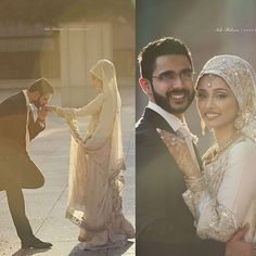 It's simple gestures like a kiss on the hand that form unforgettable memories. Very beautiful couple!  Photographer: Nida Rehman | Photography