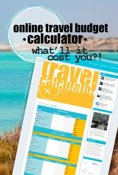 Need to get those holiday figures sorted? Let the Free Travel Budget Calculator do the hard work for you!