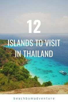 Thailand: Best Islands for Island Hopping, Beaches, Diving Japan Travel Tips, Taiwan Travel, Tokyo Travel, Philippines Travel, Asia Travel, Travel Ideas, Travel Advice, Travel Inspiration, Thailand Photos