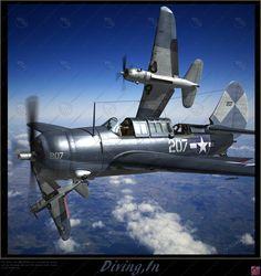Curtiss,SB2C,Helldiver