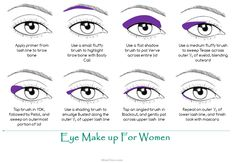 How To Do Eyeshadow | and alluring some tips for a perfect asian eye makeup
