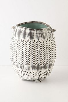 ceramics - vessels & vases by carrie