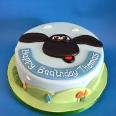 timmy time cake - Google Search